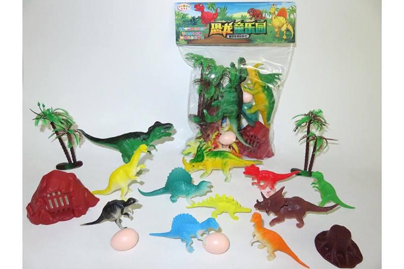 Animal and plant model toy simulation scene dinosaur No.TA260620