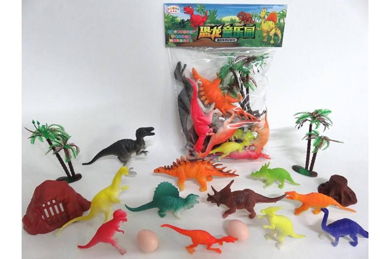 Animal and plant model toy simulation scene dinosaur No.TA260623
