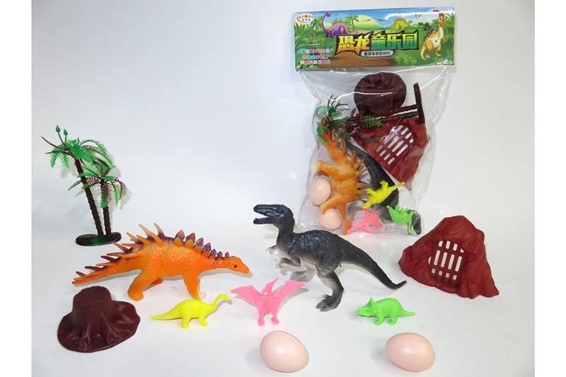 Animal and plant model toy simulation scene dinosaur No.TA260627