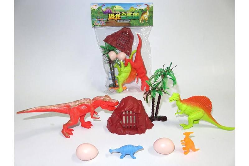 Animal and plant model toy simulation scene dinosaur No.TA260632