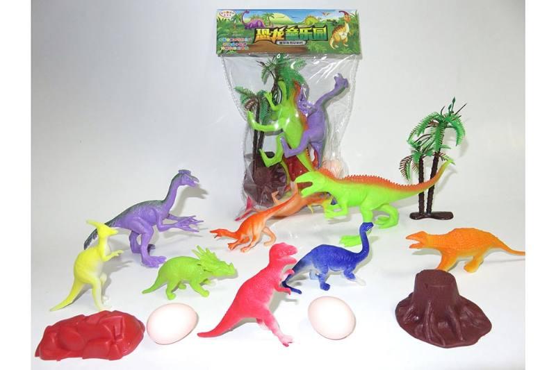 Animal and plant model toy simulation scene dinosaur No.TA260636