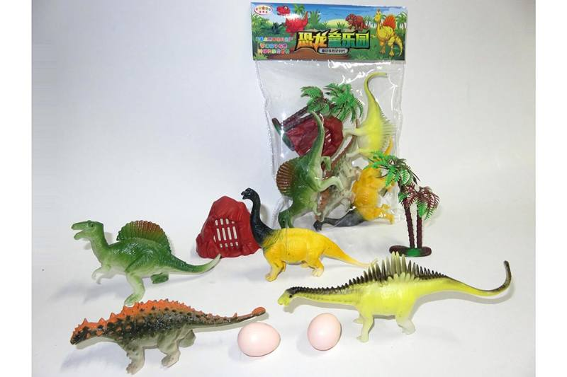 Animal and plant model toy simulation scene dinosaur No.TA260642