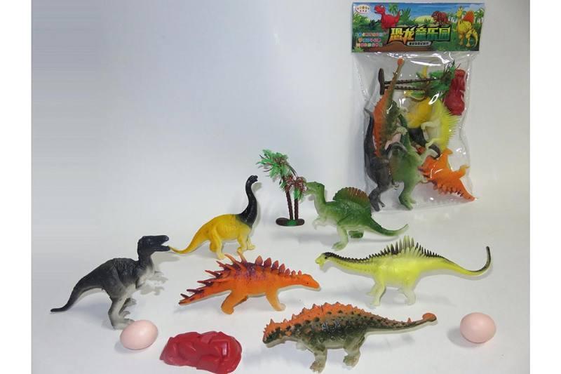 Animal and plant model toy simulation scene dinosaur No.TA260644