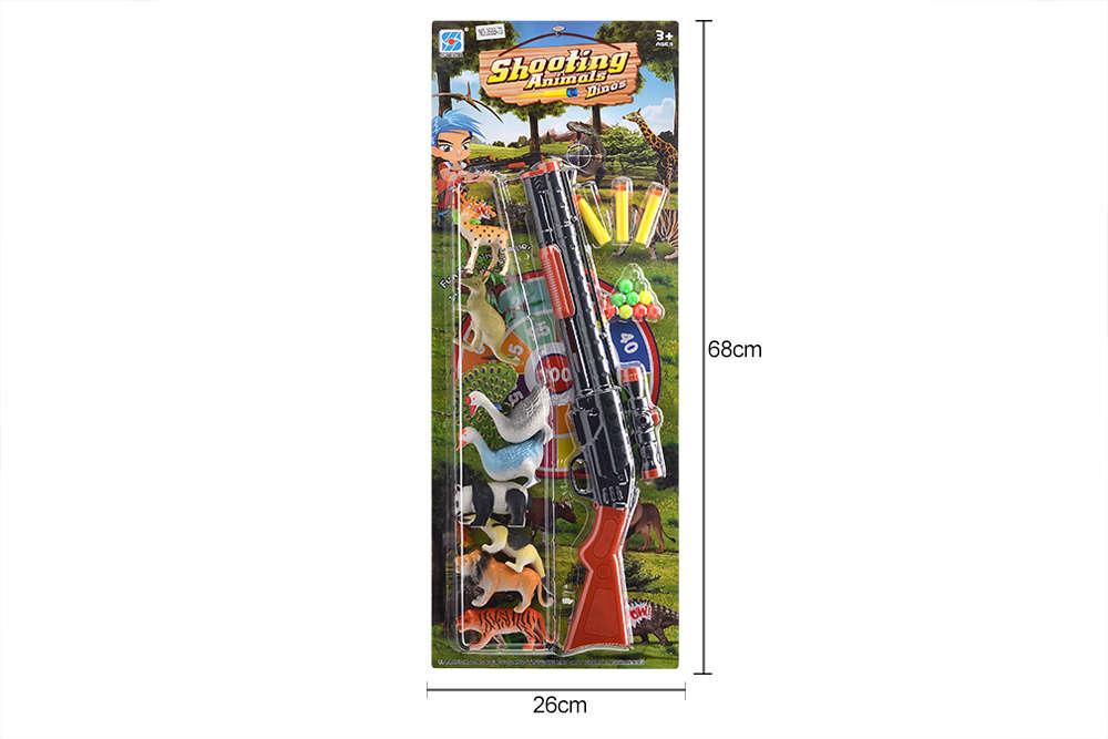 DIY Farm Ranch Toy Set Animal and Plant Model Simulation Toy No.TA261504