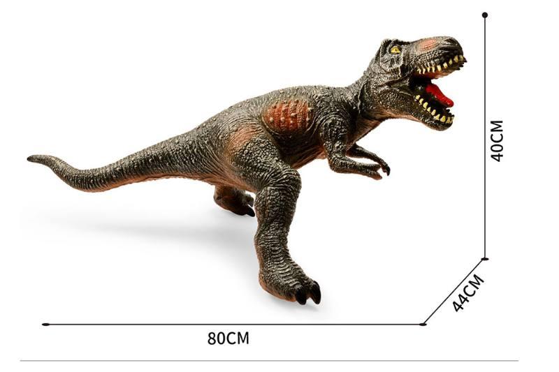Animal and plant toys Tyrannosaurus with light IC NO.TA261723