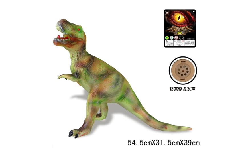 22 inch vinyl simulation dinosaur with IC sound (included battery) NO.TA262732