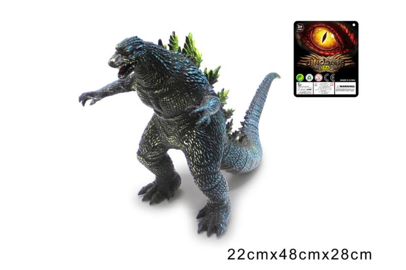 22 inch silicone simulation dinosaur animal (Godzilla) animal dinosaur toy NO.TA262738