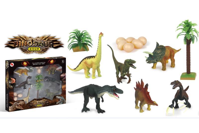 High grade PVC simulation dinosaur model animal dinosaur toy NO.TA262739