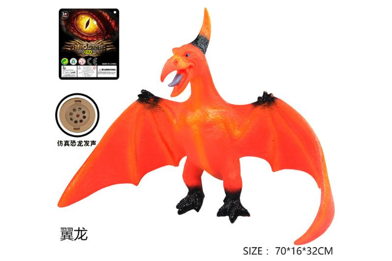 Pterosaur (搪胶包电) animal toys NO.TA262762