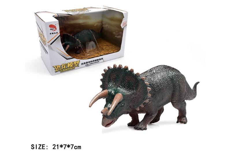 Triceratops TPR Dinosaur Animal Toys NO.TA262764