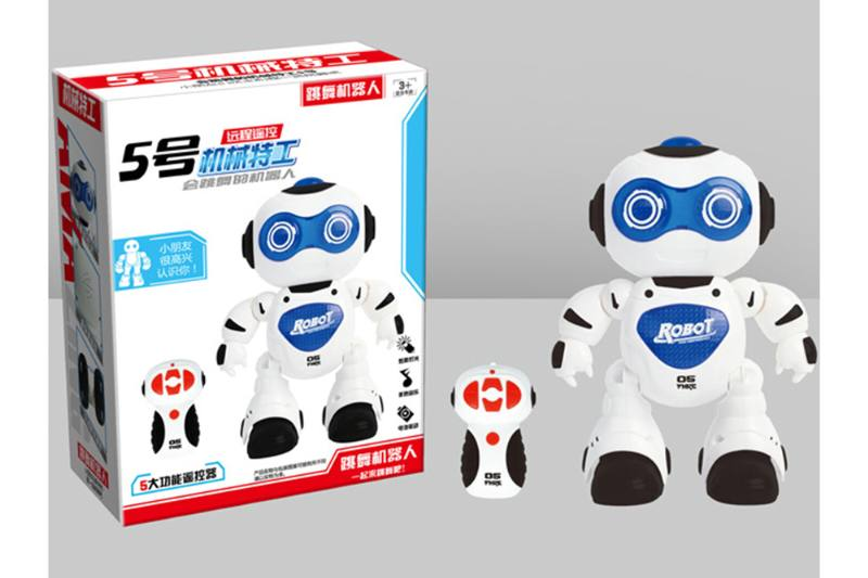 New movie character toy remote control robot No.TA254800