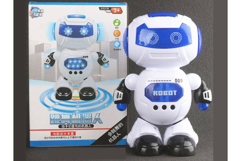 New movie character toy dancing robot USB charging version No.TA254801