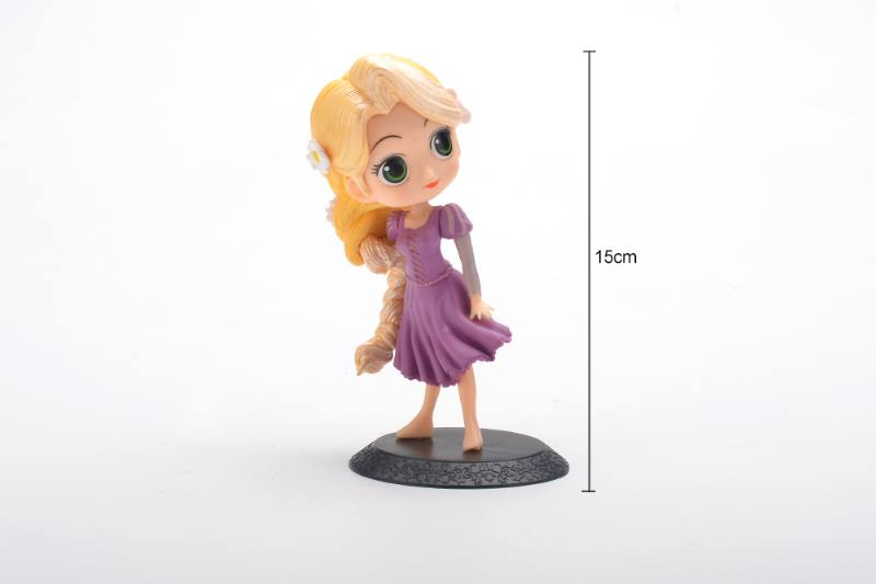 Hot film and television anime doll long flower No.TA258455