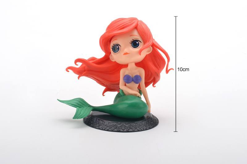 Hot film and television anime doll mermaid No.TA258457