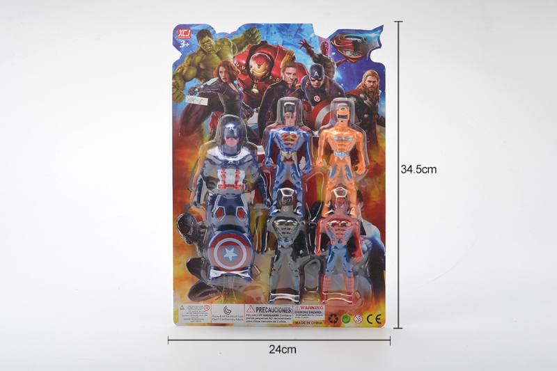 Film and television toy model toy Avengers League No.TA259232
