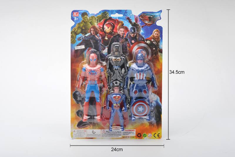 Film and television toy model toy Avengers League No.TA259233