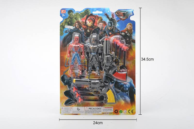 Film and television toy model toy Avengers League No.TA259235