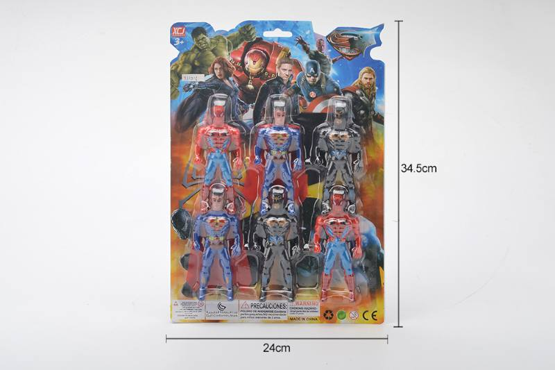 Film and television toy model toy Avengers League No.TA259236