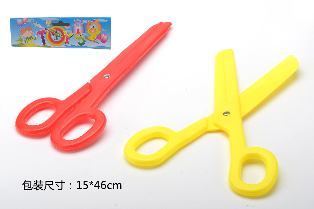 Film and television character toy giant scissors toy No.TA261216