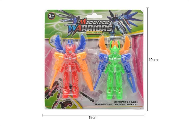 Deformation robot toys No.TA258764