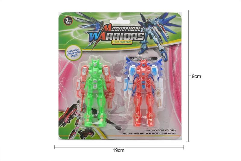 Deformation robot toys No.TA258765