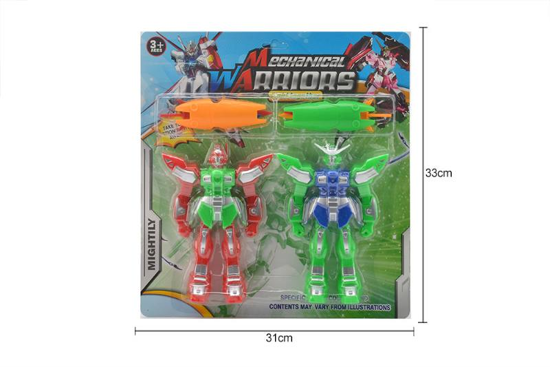 Transforming toy robot No.TA258782