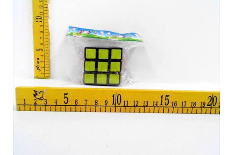 Educational magic cube toys 3x3x3 white Rubik's Cube No.TA255472