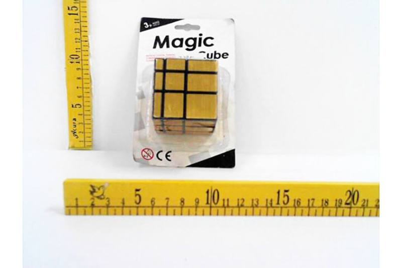 Educational magic cube toys 3x3x3 Rubik's Cube No.TA255476