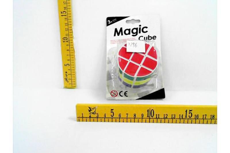 Educational magic cube toys Cylindrical Rubik's Cube No.TA255477