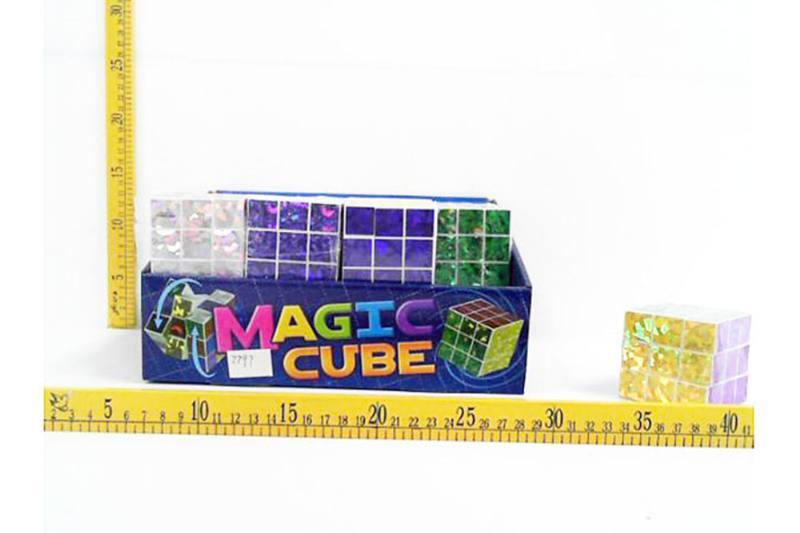 Educational magic cube toys 3x3x3 Rubik's Cube No.TA255480