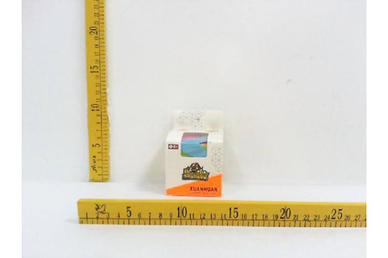 Puzzle Intelligence Toys 4th Solid Color Cube No.TA255485