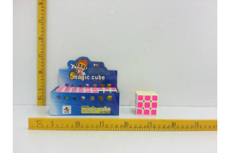 Educational magic cube toys 3x3x3 Rubik's Cube No.TA255489