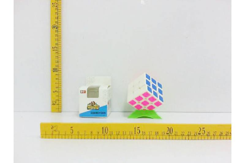 Educational magic cube toys 3x3x3 Rubik's Cube No.TA255490