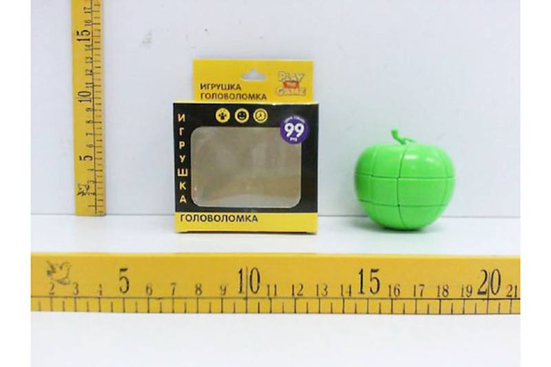Puzzle intelligence toy apple No.TA255500