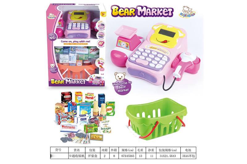 Electric  Cartoon cash register  No.TA254674