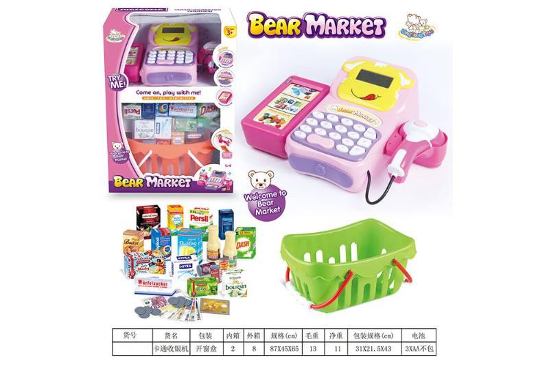 Electric  Cartoon cash register  No.TA254675