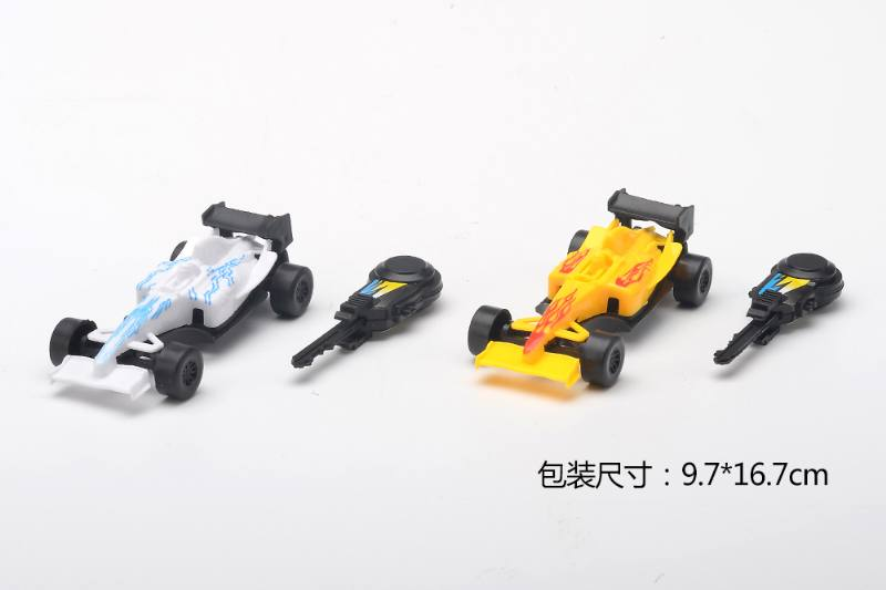 Novelty catapult toy pad printing catapult racing toy equation car four-wheel dr No.TA258531