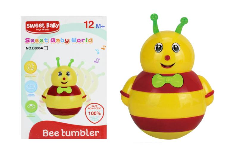 Novelty toy musical tumbler with lights No.TA259071