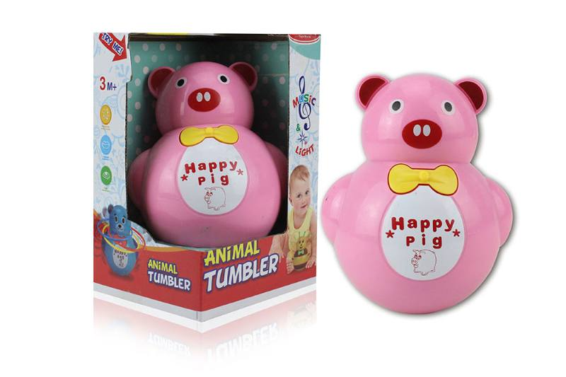 Pig music light tumbler NO.TA262253