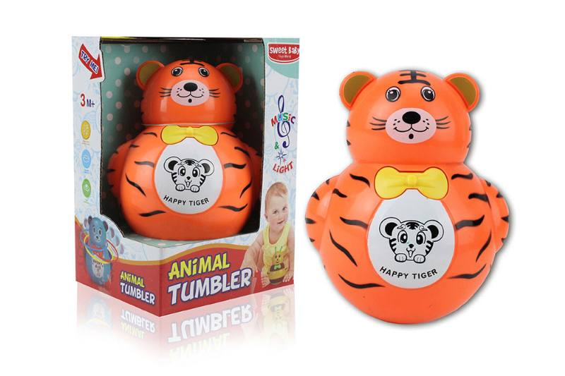 Tiger music light tumbler NO.TA262257