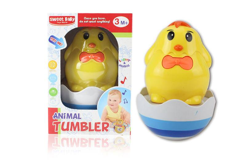 Chick music light tumbler NO.TA262275