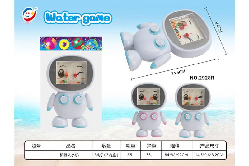 Robot water machine NO.TA263036