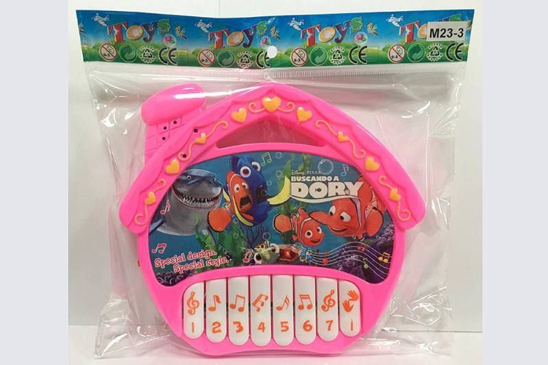 Nemo Story House Keyboard Musical Instrument Toys No.TA254742