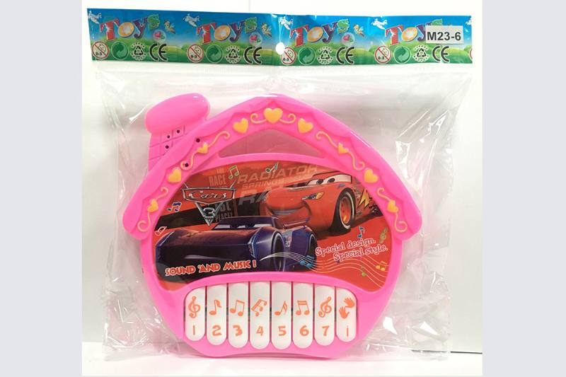 Car Story House Keyboard Music Instrument Toys No.TA254745
