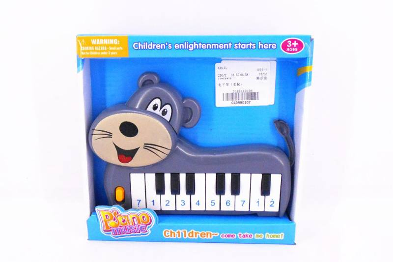 Musical instrument toy keyboard (mouse) No.TA257262