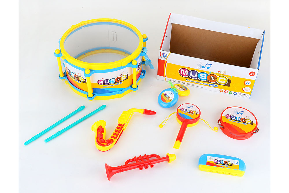 Educational music instrument drum set toysNo.TA255864