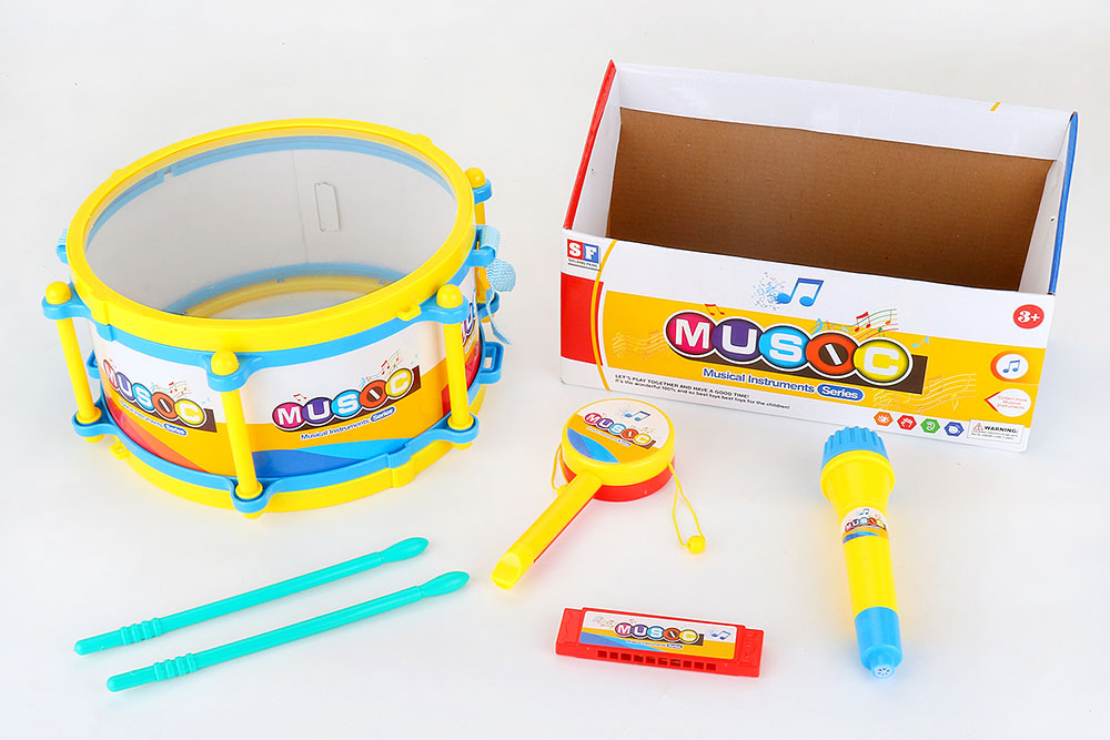 Educational music instrument drum set toysNo.TA255866