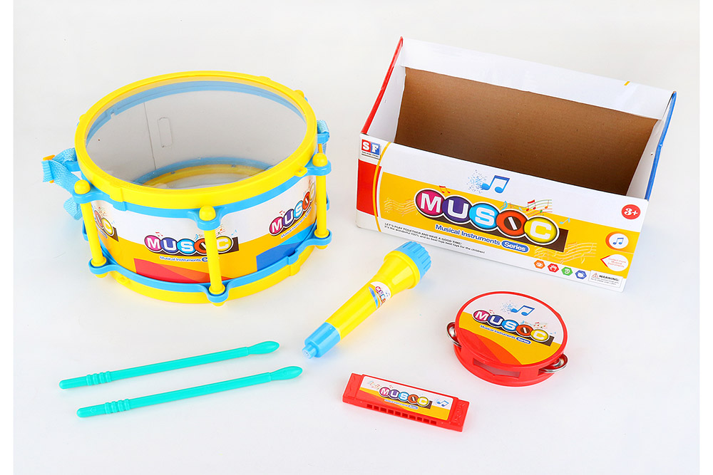 Educational music instrument drum set toysNo.TA255868