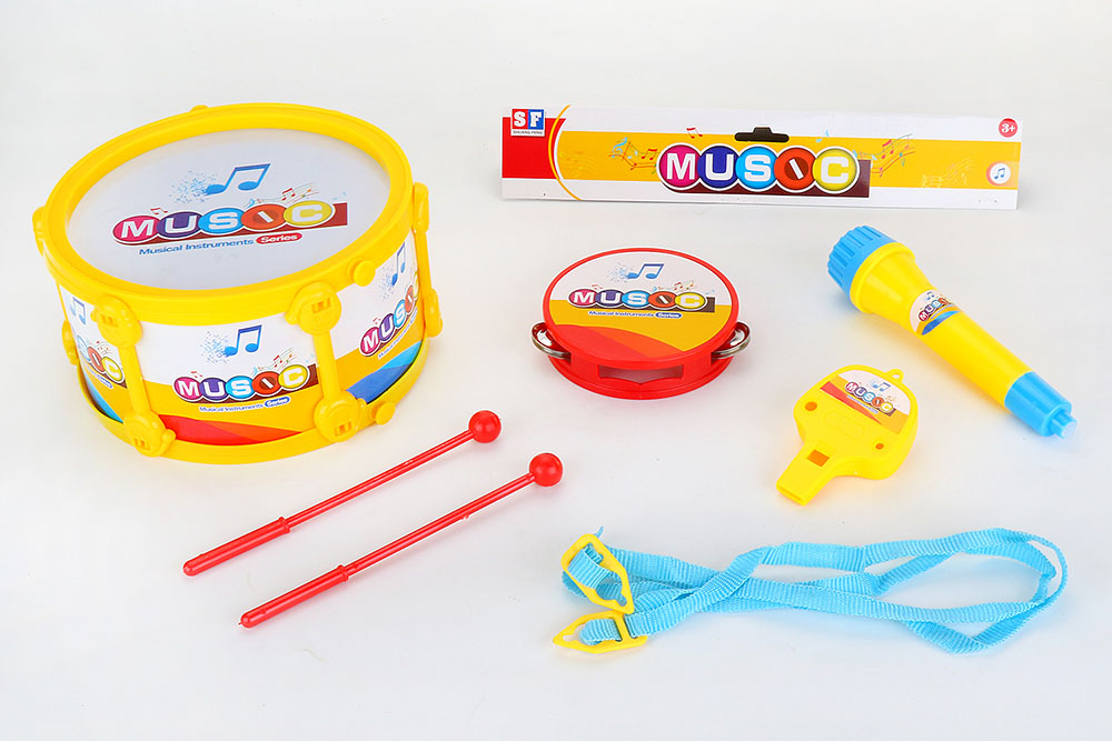 Educational music instrument drum set toysNo.TA255875