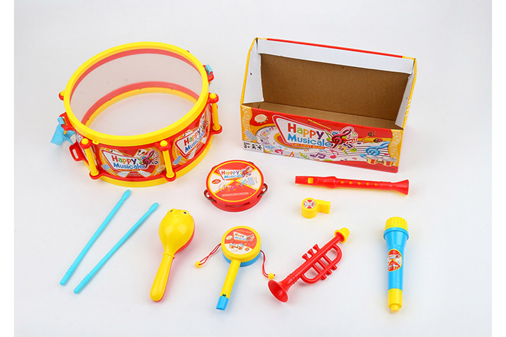 Educational music instrument drum set toysNo.TA255881